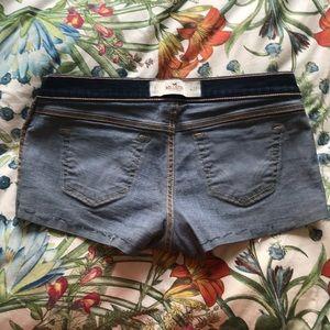 Hollister Shorts - GUC Hollister Denim Shorts